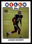 2008 Topps #367  James Hardy  Front Thumbnail