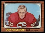 1966 Topps #68  John Gilliam  Front Thumbnail