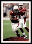 2009 Topps #195  Tim Hightower  Front Thumbnail