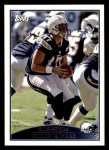 2009 Topps #127  Philip Rivers  Front Thumbnail