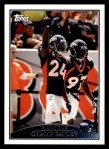 2009 Topps #114  Champ Bailey  Front Thumbnail