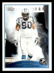2009 Topps #177  Julius Peppers  Front Thumbnail