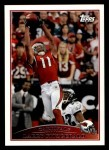 2009 Topps #205  Larry Fitzgerald  Front Thumbnail