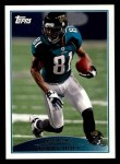 2009 Topps #214  Torry Holt  Front Thumbnail