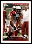 2009 Topps #288  Larry Fitzgerald  Front Thumbnail