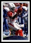 2009 Topps #305   -  Reggie Wayne Pro Bowl Front Thumbnail
