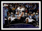 2009 Topps #311   -  Joe Flacco Postseason Highlights Front Thumbnail