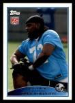 2009 Topps #366  Duke Robinson  Front Thumbnail