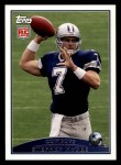 2009 Topps #432  Stephen McGee  Front Thumbnail