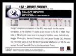 2004 Topps #41  Dwight Freeney  Back Thumbnail