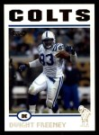 2004 Topps #41  Dwight Freeney  Front Thumbnail