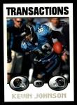 2004 Topps #57  Kevin Johnson  Front Thumbnail