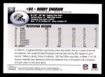 2004 Topps #72  Bobby Engram  Back Thumbnail