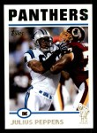 2004 Topps #193  Julius Peppers  Front Thumbnail