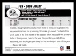2004 Topps #154  Doug Jolley  Back Thumbnail