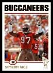 2004 Topps #126  Simeon Rice  Front Thumbnail