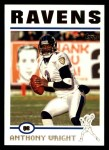 2004 Topps #117  Anthony Wright  Front Thumbnail