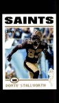 2004 Topps #136  Donte' Stallworth  Front Thumbnail