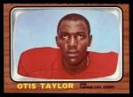 1966 Topps #75  Otis Taylor  Front Thumbnail
