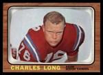 1966 Topps #9  Charles Long  Front Thumbnail