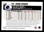 2004 Topps #111  Donnie Edwards  Back Thumbnail