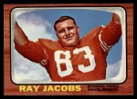 1966 Topps #37  Ray Jacobs  Front Thumbnail