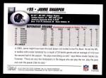 2004 Topps #102  Jamie Sharper  Back Thumbnail