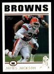 2004 Topps #263  James Jackson  Front Thumbnail