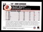 2004 Topps #229  Eddie Kennison  Back Thumbnail