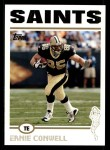 2004 Topps #234  Ernie Conwell  Front Thumbnail