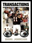 2004 Topps #243  Doug Johnson  Front Thumbnail