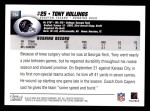 2004 Topps #284  Tony Hollings  Back Thumbnail