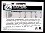 2004 Topps #265  David Boston  Back Thumbnail