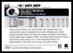 2004 Topps #377  Daryl Smith  Back Thumbnail