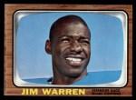 1966 Topps #85  Jim Warren  Front Thumbnail