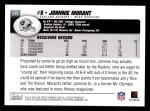 2004 Topps #313  Johnnie Morant  Back Thumbnail