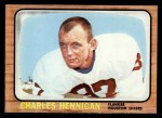 1966 Topps #57  Charlie Hennigan  Front Thumbnail