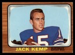 1966 Topps #26  Jack Kemp  Front Thumbnail