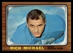 1966 Topps #59  Rich Michael  Front Thumbnail