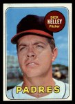 1969 Topps #359  Dick Kelley  Front Thumbnail