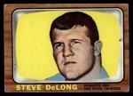 1966 Topps #121  Steve DeLong  Front Thumbnail