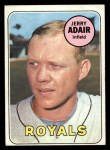 1969 Topps #159  Jerry Adair  Front Thumbnail