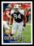 2010 Topps #77  DeMarcus Ware  Front Thumbnail