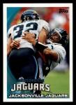 2010 Topps #119   -  Maurice Jones-Drew Jaguars Team Front Thumbnail
