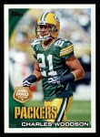 2010 Topps #41  Charles Woodson  Front Thumbnail