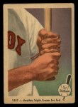 1959 Fleer #33   -  Ted Williams  Another Triple Crown Front Thumbnail