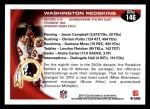 2010 Topps #146   -  Clinton Portis / Santana Moss Redskins Team Back Thumbnail