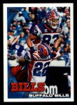 2010 Topps #105   -  Fred Jackson / Lee Evans Bills Team Front Thumbnail