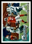 2010 Topps #247   -  Ronnie Brown Dolphins Team Front Thumbnail