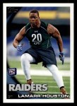 2010 Topps #415  Lamarr Houston  Front Thumbnail
